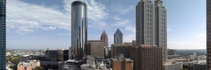 commercial office cleaning in Atlanta highrises