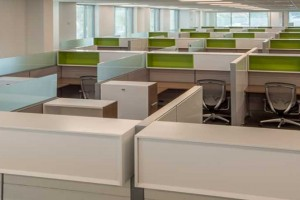 cubicle office cleaning - smartDog Cleaning Services