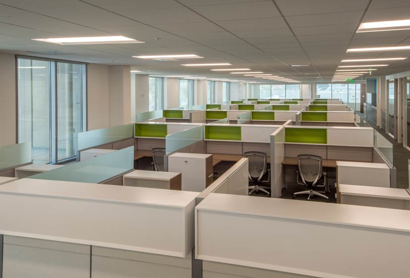 cubicles office cleaning - smartDog Cleaning Services