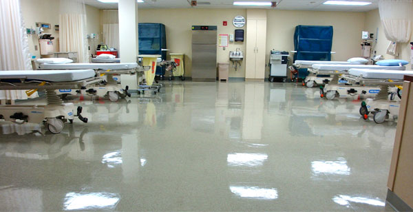 healthcare - SmartDog Commercial cleaning